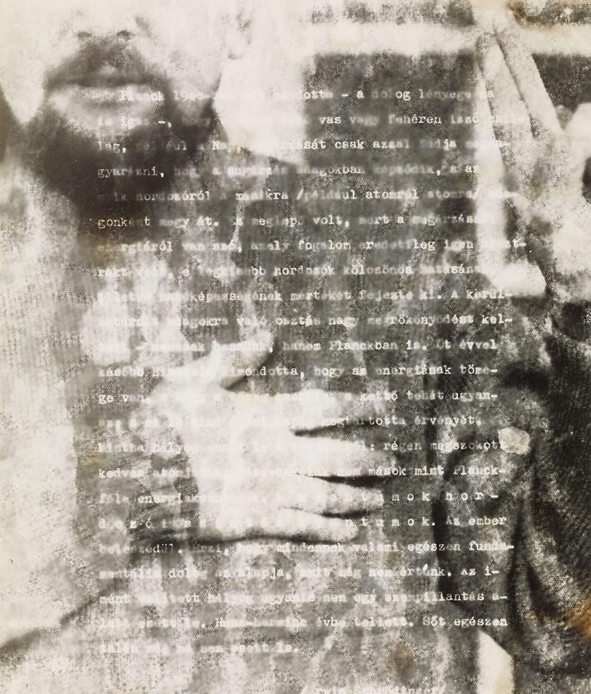 Erdély Miklós: Eskü, 1969
