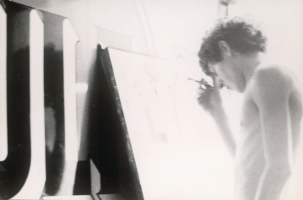 Lőrinczy György: New York, 1968